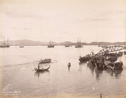 The Harbour, Moulmein